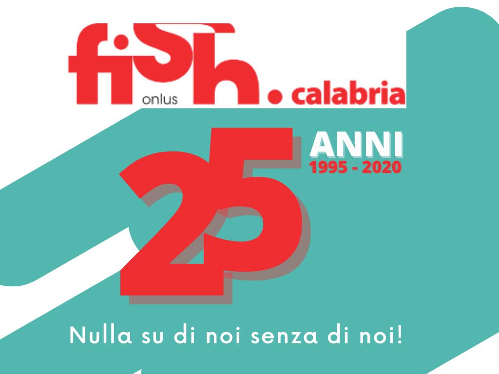 I 25 anni della FISH Calabria
